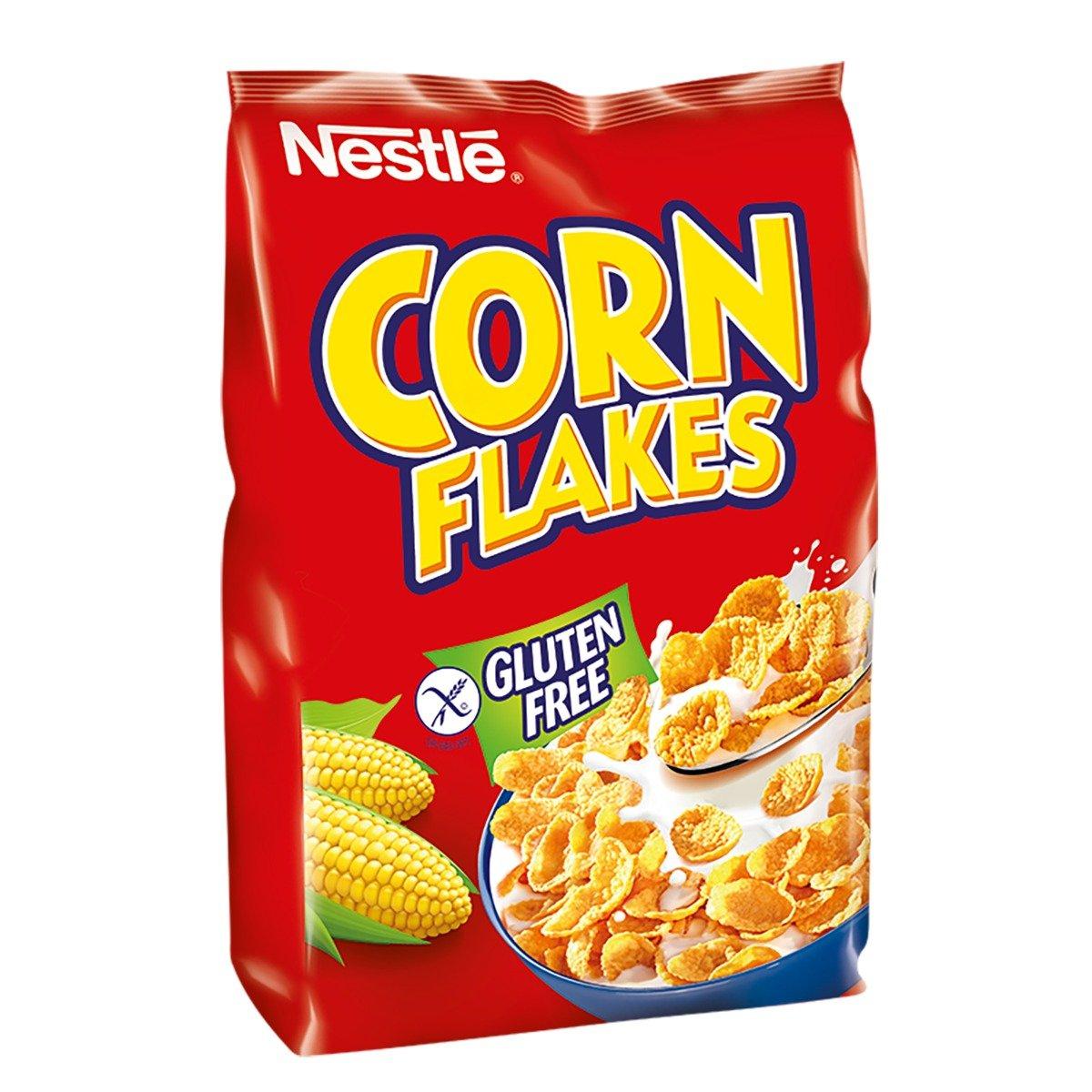 Cereale pentru mic dejun Nestle Corn Flakes, 250 g imagine