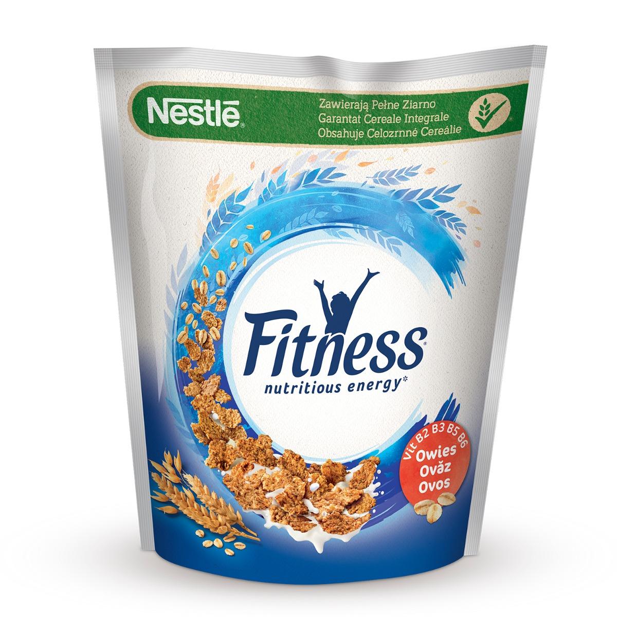 Cereale pentru mic dejun Nestle Fitness, 425 g imagine