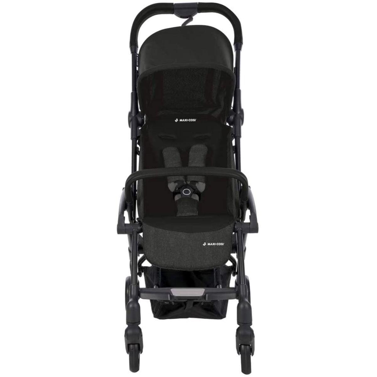 Carucior Sport Maxi-Cosi Laika2 Nomad, Black