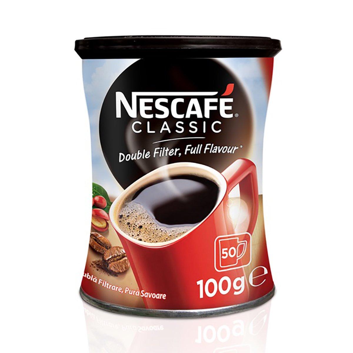 Cafea instant Nescafe Classic, 100 g imagine