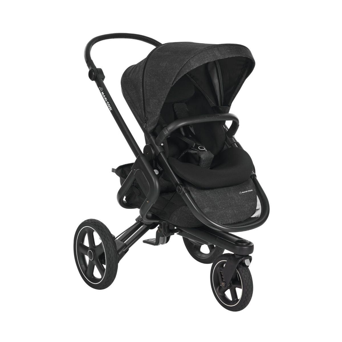 Carucior Sport Maxi-Cosi Nova 3 Nomad, Black