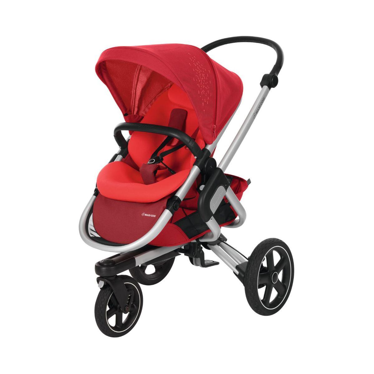 Carucior Sport Maxi-Cosi Nova 3 Vivid, Red