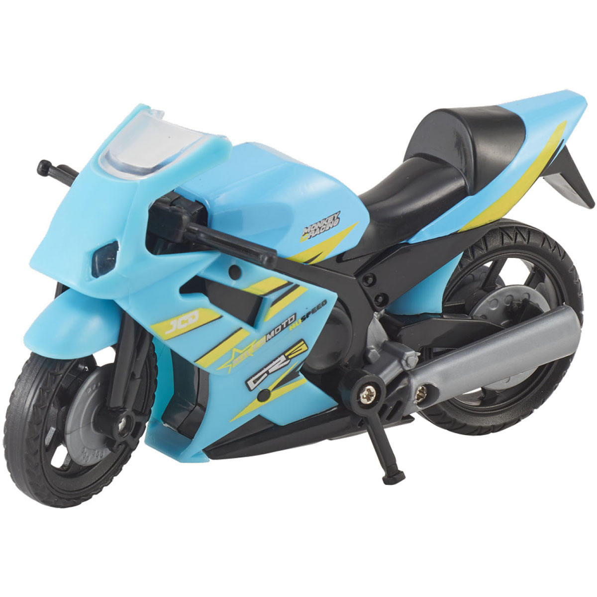 Motocicleta Teamsterz Speed Bike, Albastru