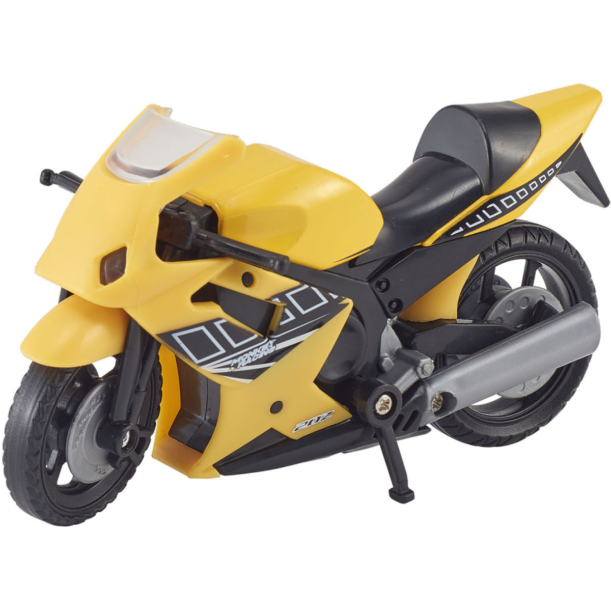 Motocicleta Teamsterz Speed Bike, Galben