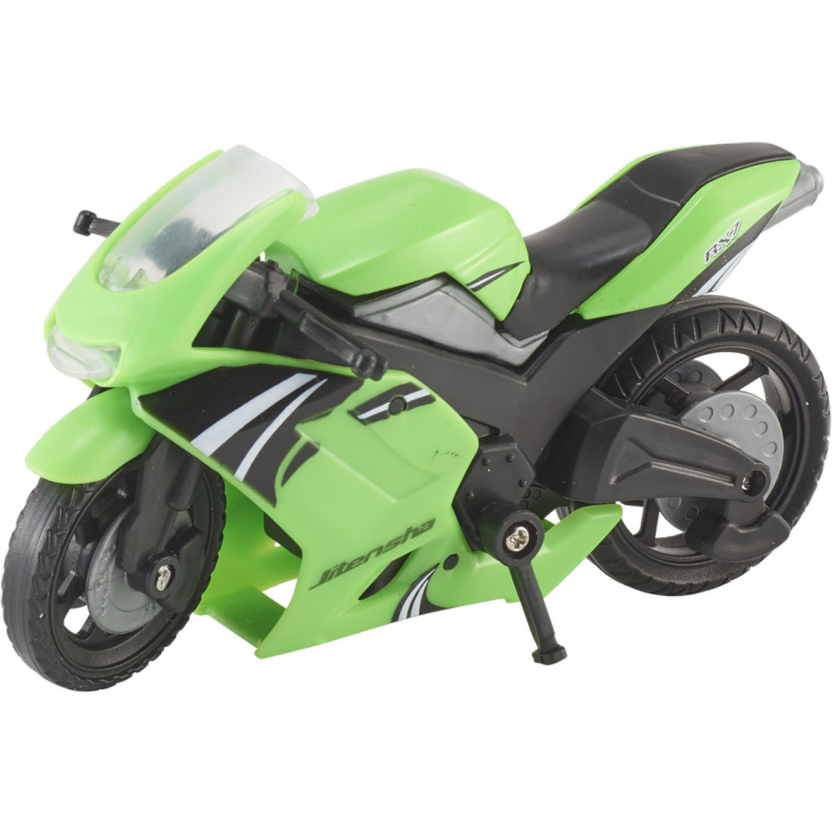 Motocicleta Teamsterz Speed Bike, Verde