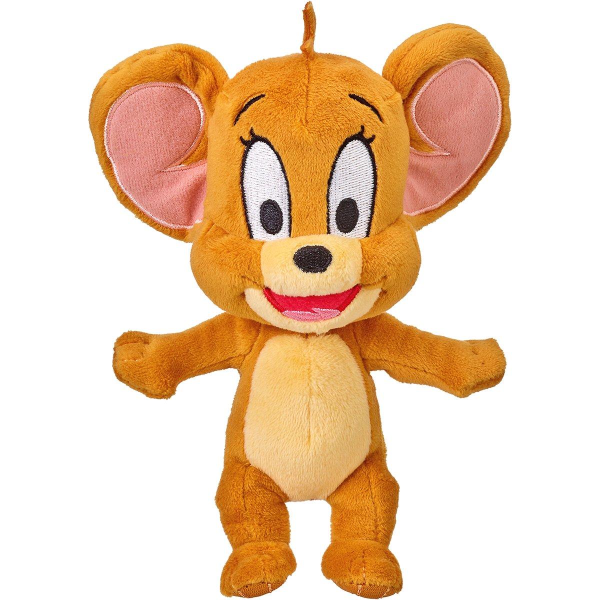 Jucarie de plus Tom and Jerry, Jerry, 20 cm
