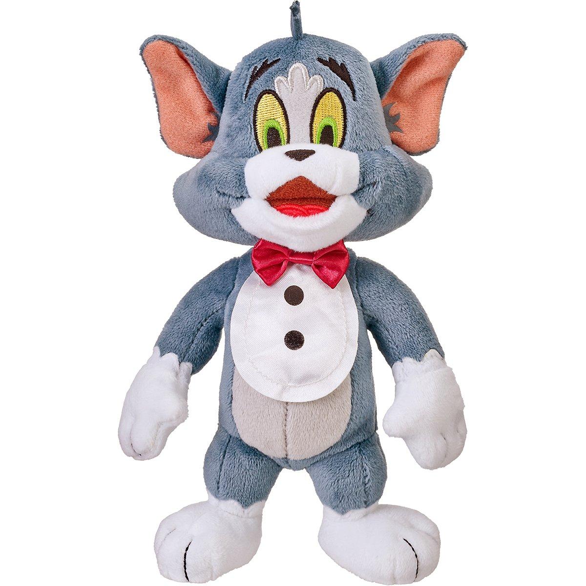 Jucarie de plus Tom and Jerry, Maestro Tom, 20 cm