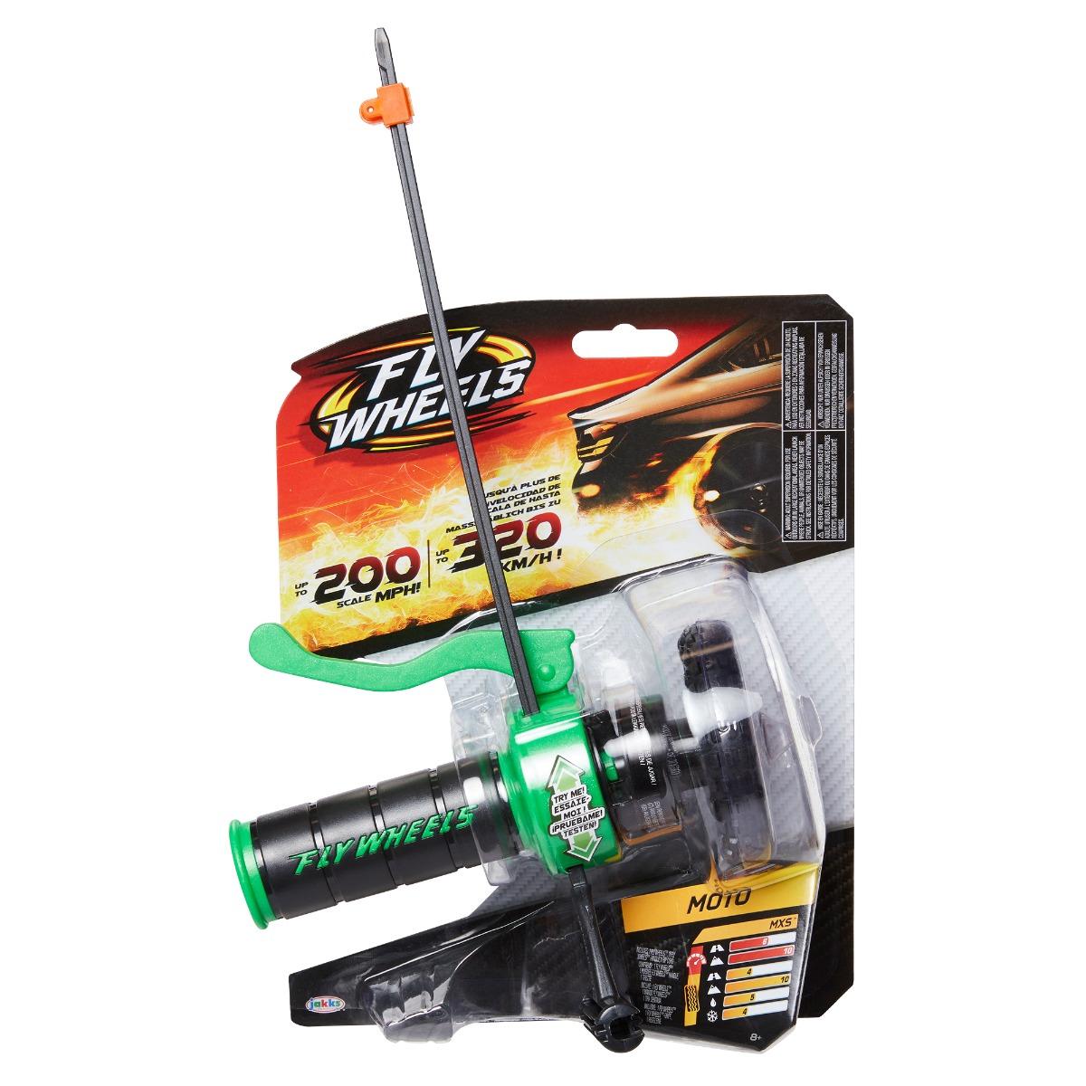 Lansator Fly Wheels, Moto Wheel, 15185I