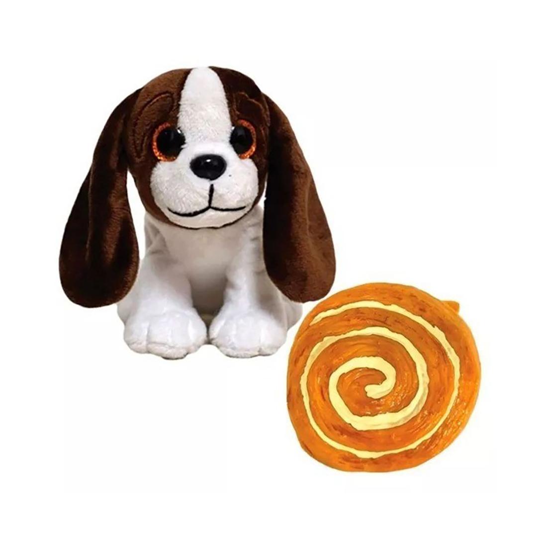 Jucarie de plus Sweet Pups, Rocky Roll, S1