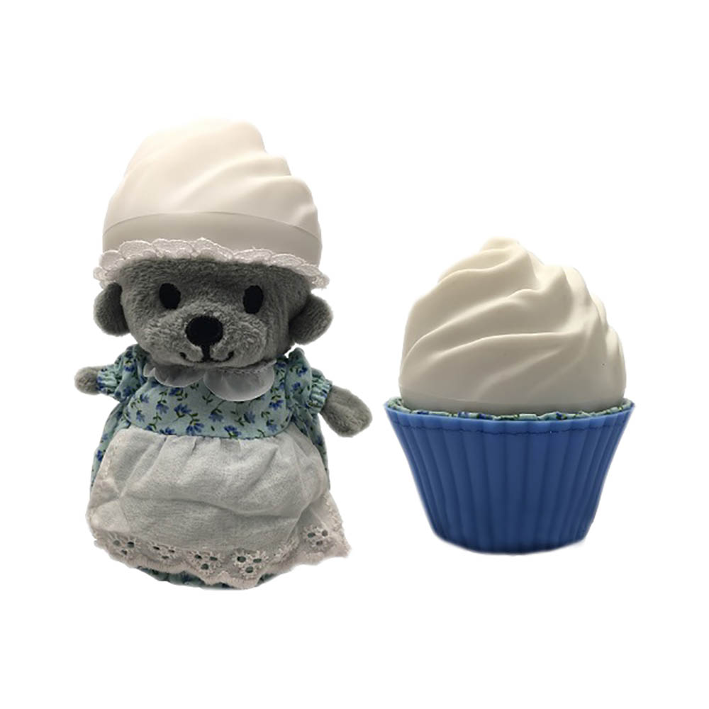 ursulet briosa cupcake - warm sugar vanilla