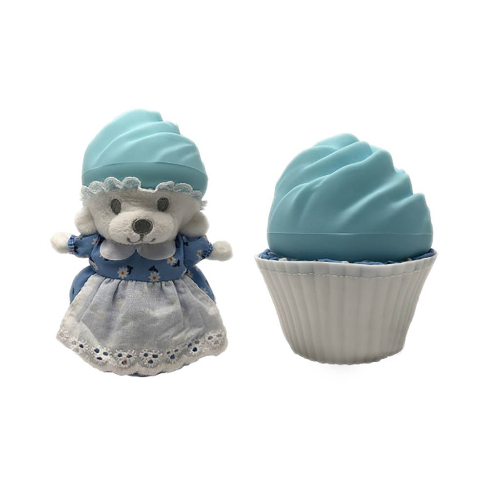ursulet briosa cupcake - beary frosty