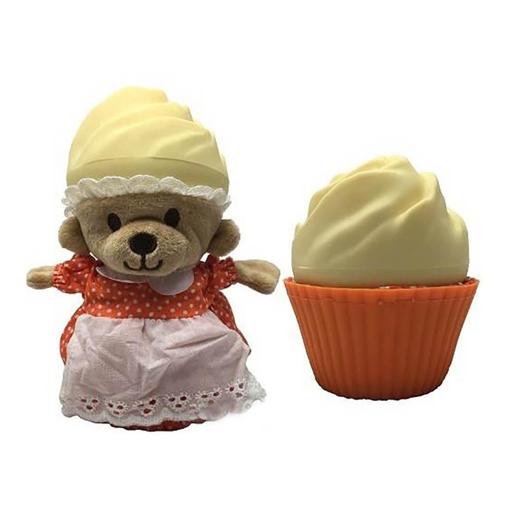 ursulet briosa cupcake - pumkin spice