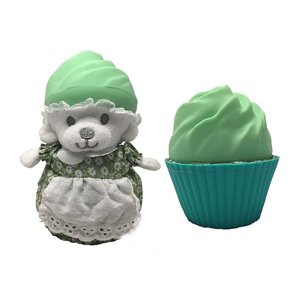 ursulet briosa cupcake - cool lime
