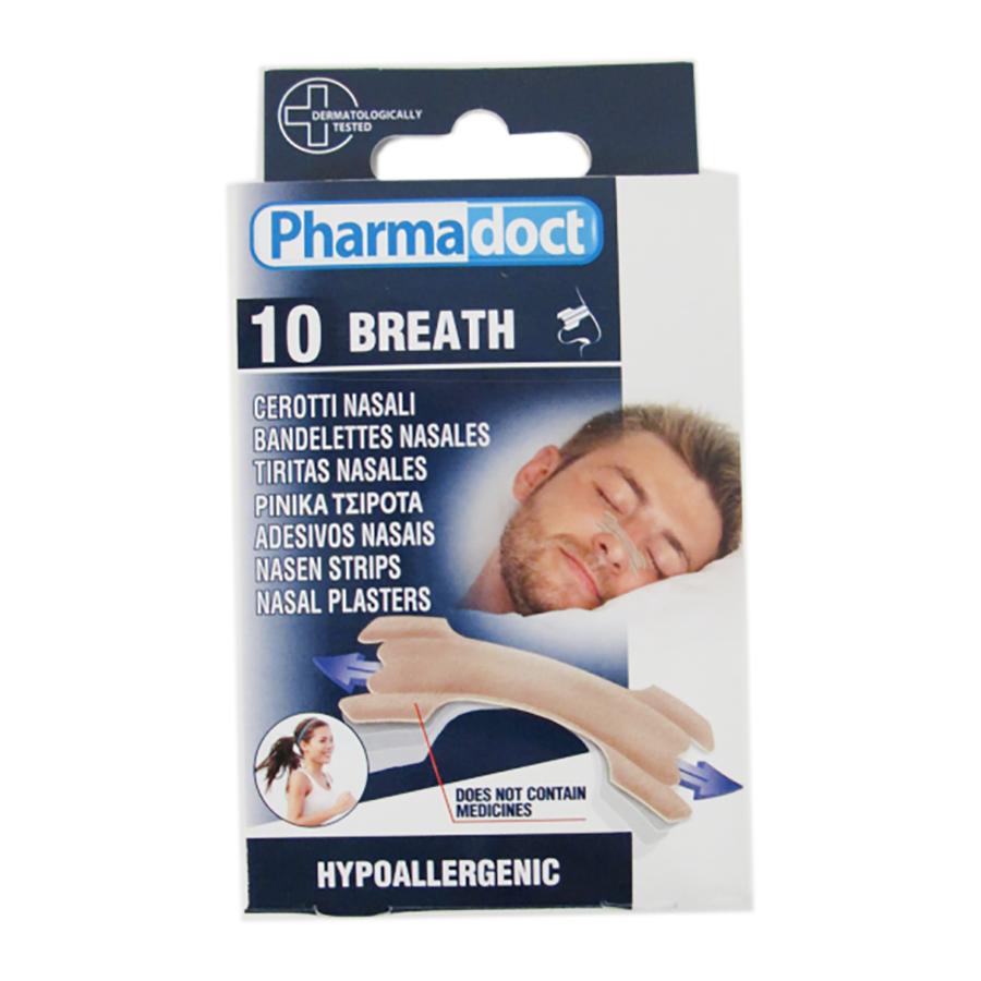 Plasturi pentru nas Pharmadoct, Respiratie usoara Ph
