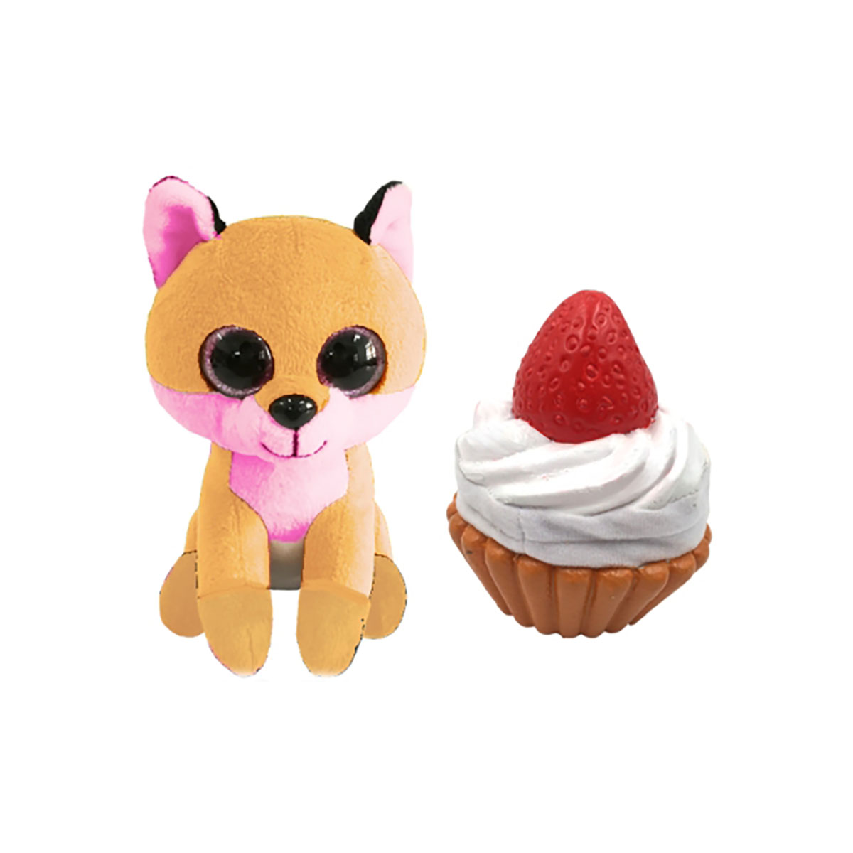 Jucarie de plus Wild Cakes, Fruit Tart Timmy, S1
