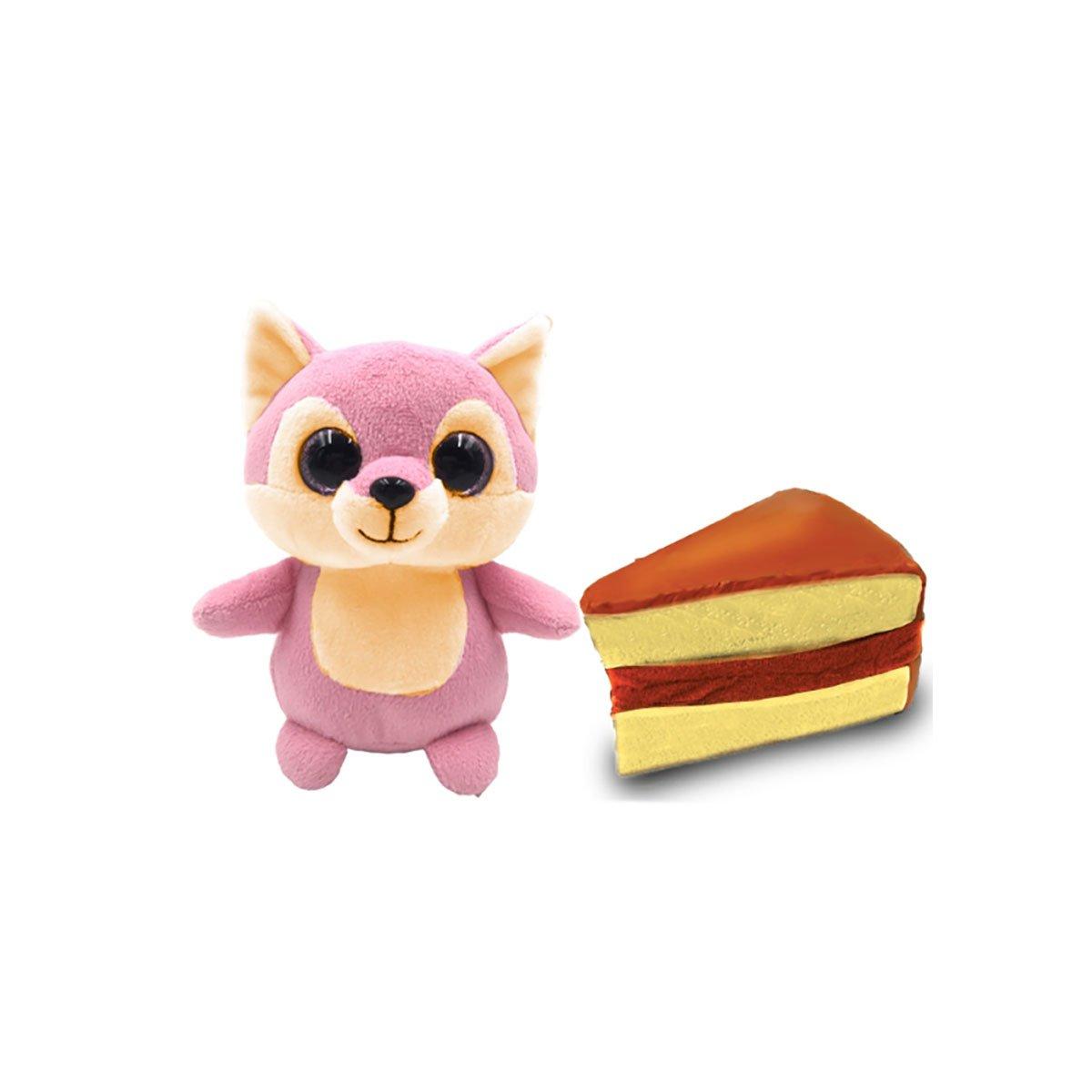 Jucarie de plus Wild Cakes, Shortcake Sherman, S1