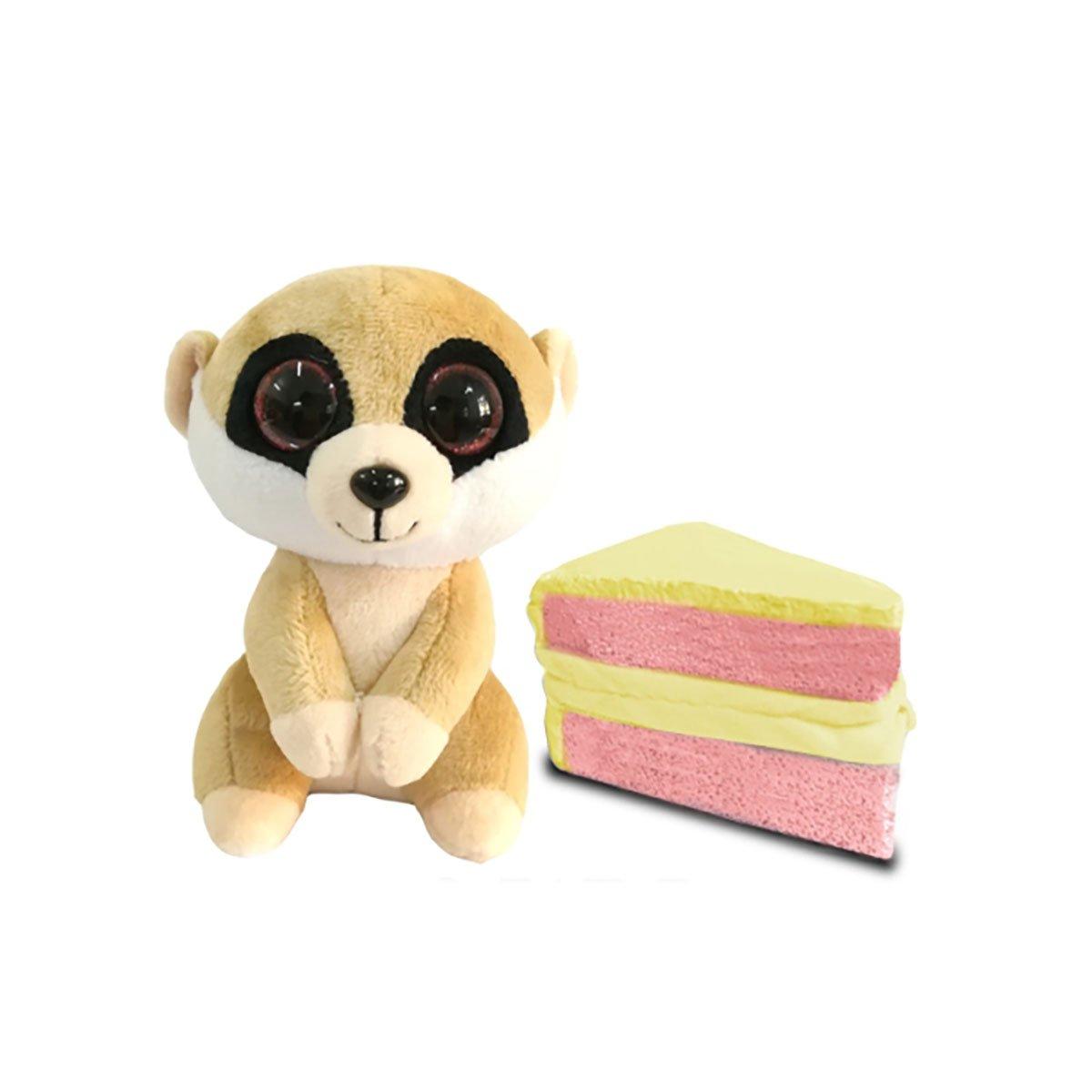 Jucarie de plus Wild Cakes, Sweet Berry Finn, S1