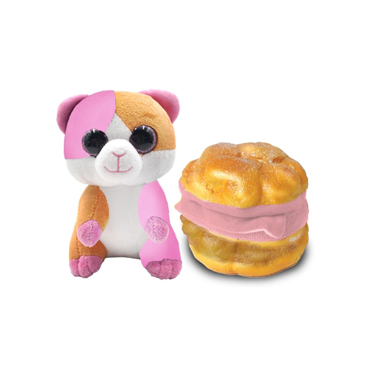 Jucarie de plus Wild Cakes, Sweet Puff Sarah, S1