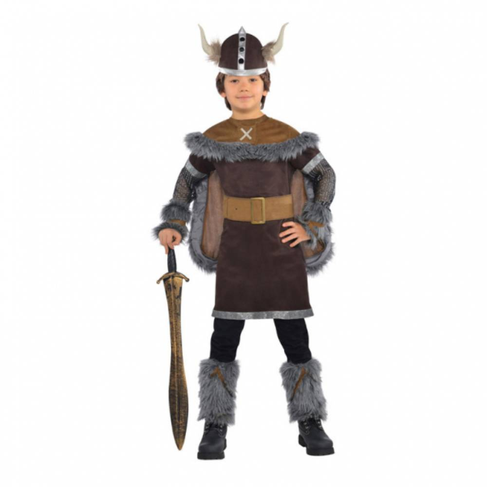 Costum de petrecere razboinic viking