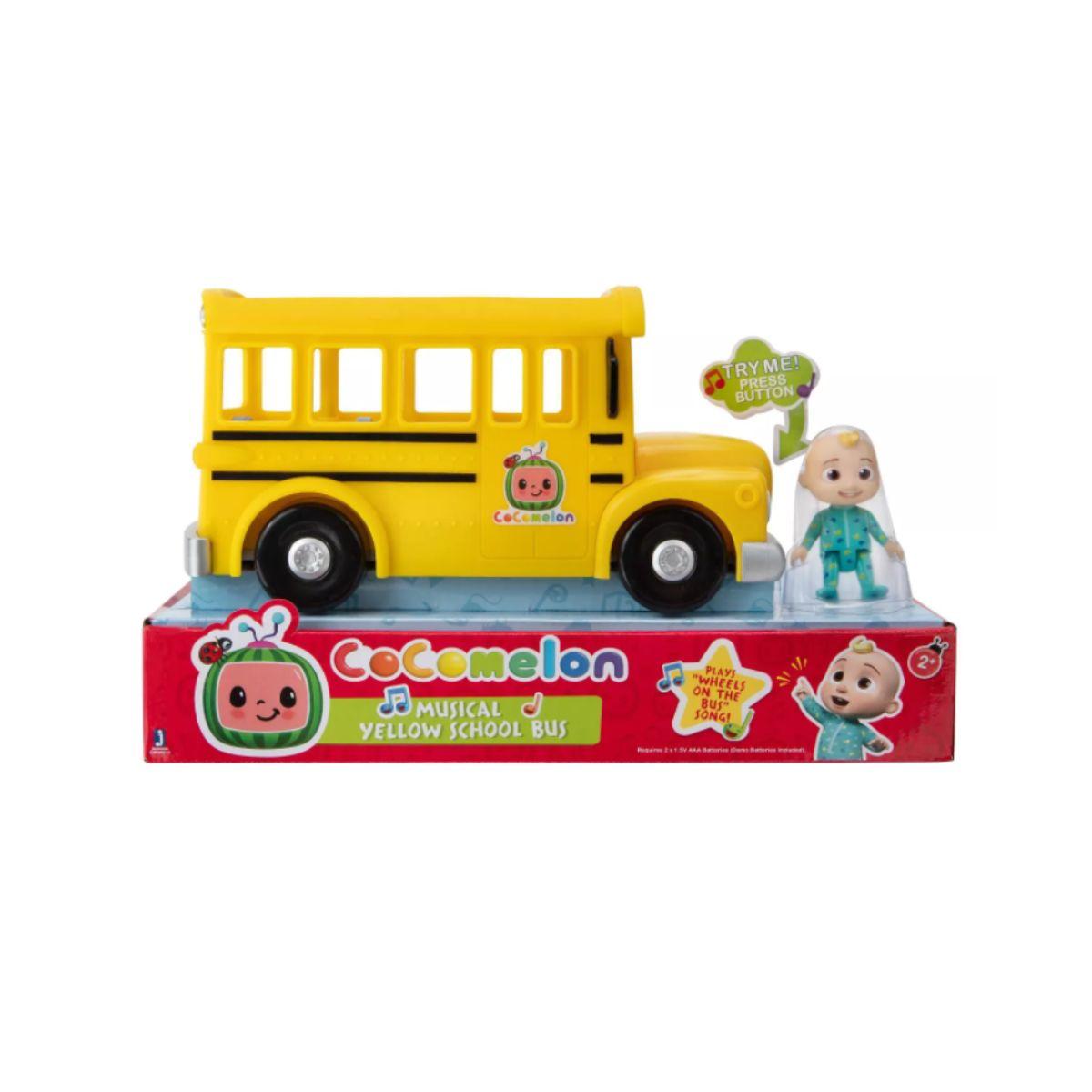 Masinuta autobuz scolar, CoComelon