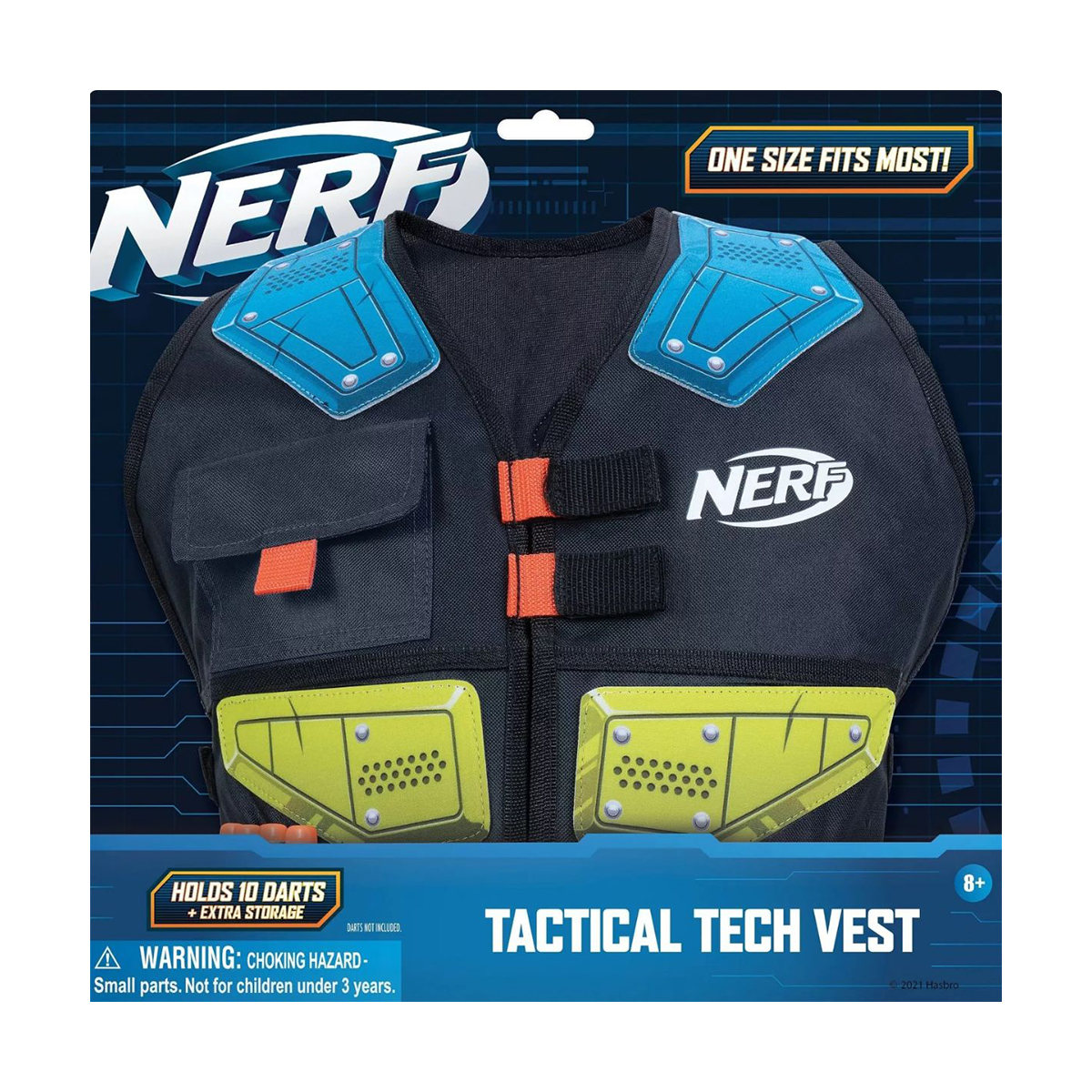 Vesta Nerf, Elite Tactical Tech