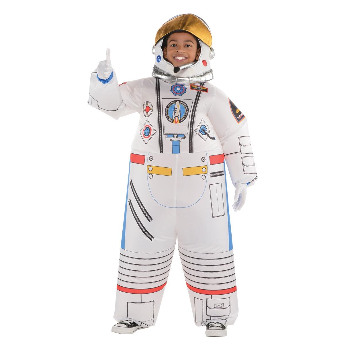 Costum de petrecere copii astronaut
