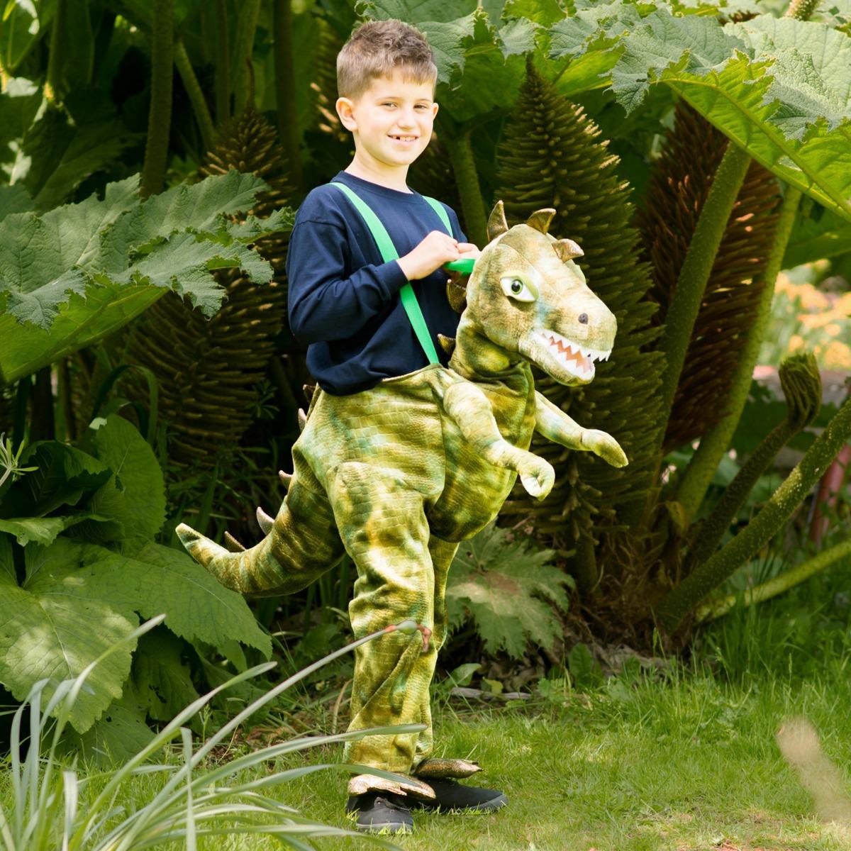 Costum de petrecere dinozaur