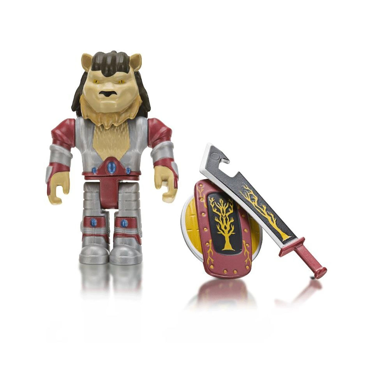 Figurina Roblox - Lion Knight (ROG0113)