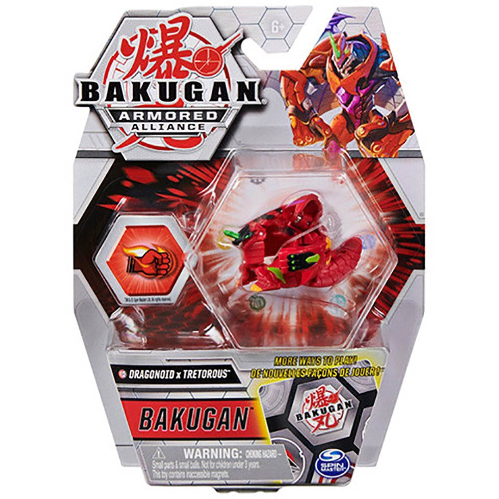 Figurina Bakugan Armored Alliance, Dragonoid x Tretorous, 20124827