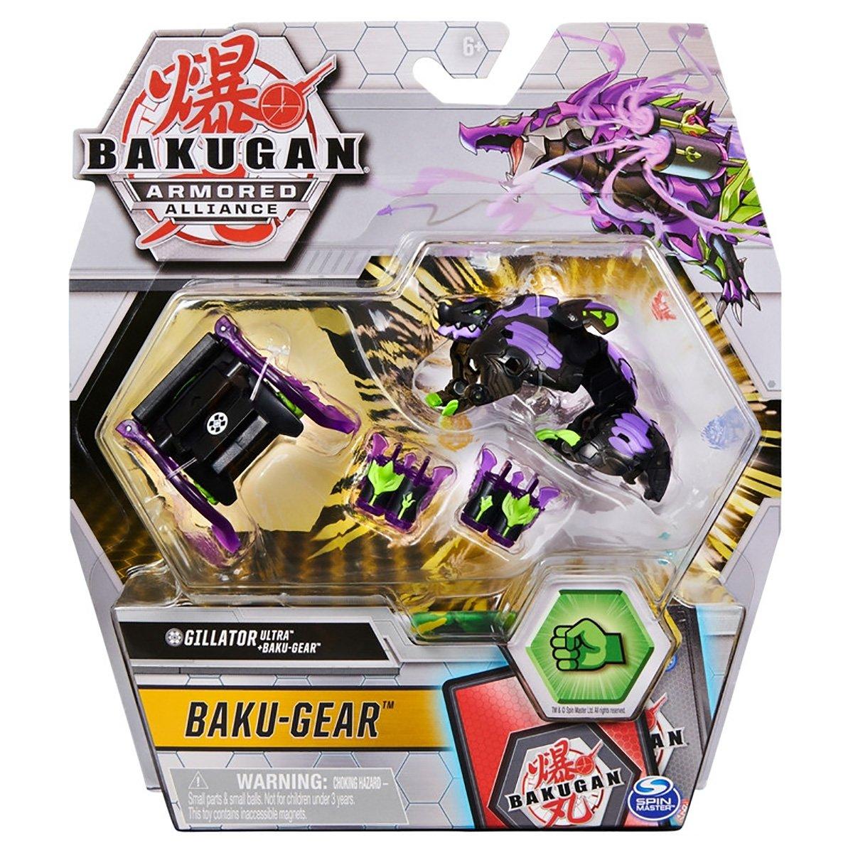 Figurina Bakugan Armored Alliance, Gillator Ultra, Baku-Gear 20124763