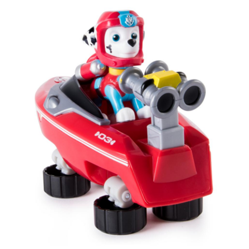 vehicule tematice paw patrol - marshall