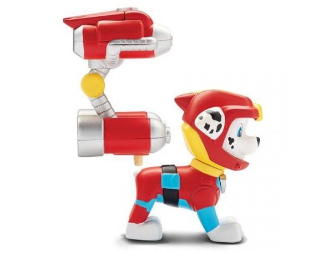 figurina paw patrol sea patrol - marshall