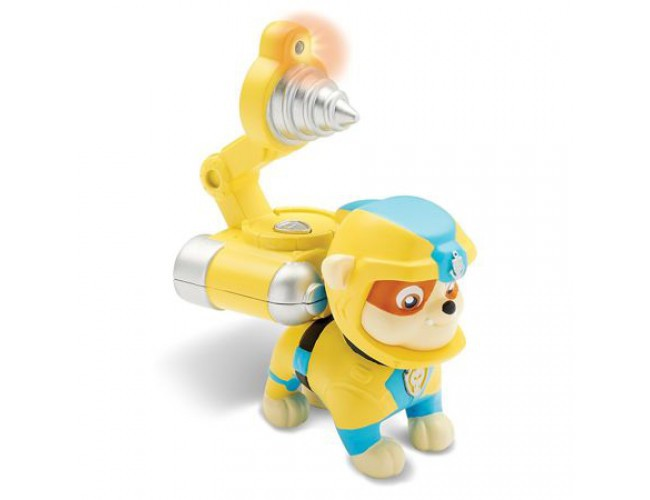 Figurina Paw Patrol Sea Patrol - Rubble