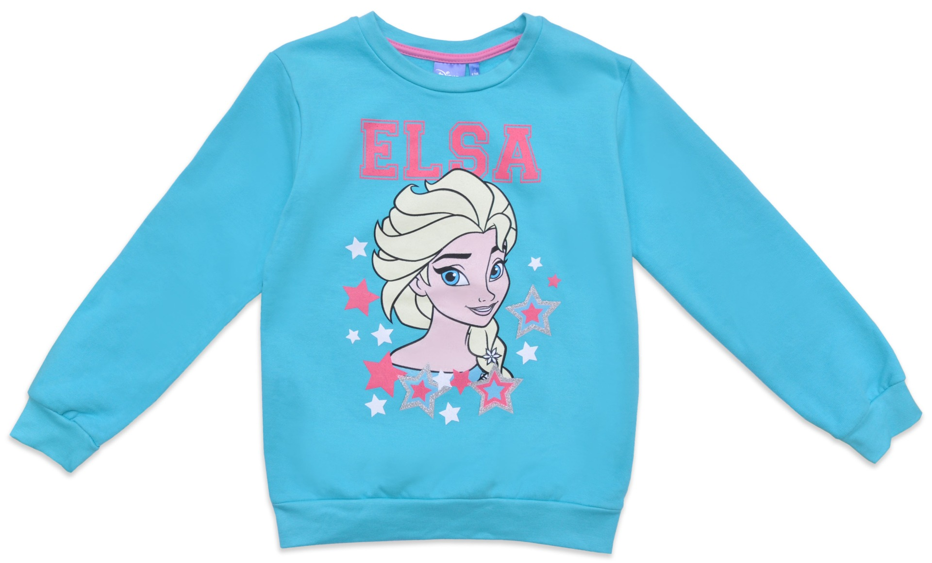 Tricou cu maneca lunga Frozen, Elsa, Blue