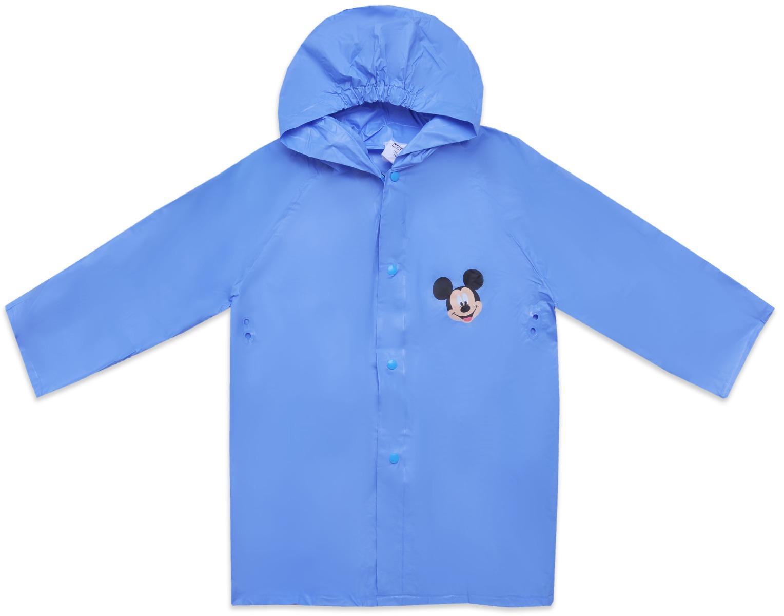 Pelerina de ploaie cu imprimeu Mickey Mouse, Blue