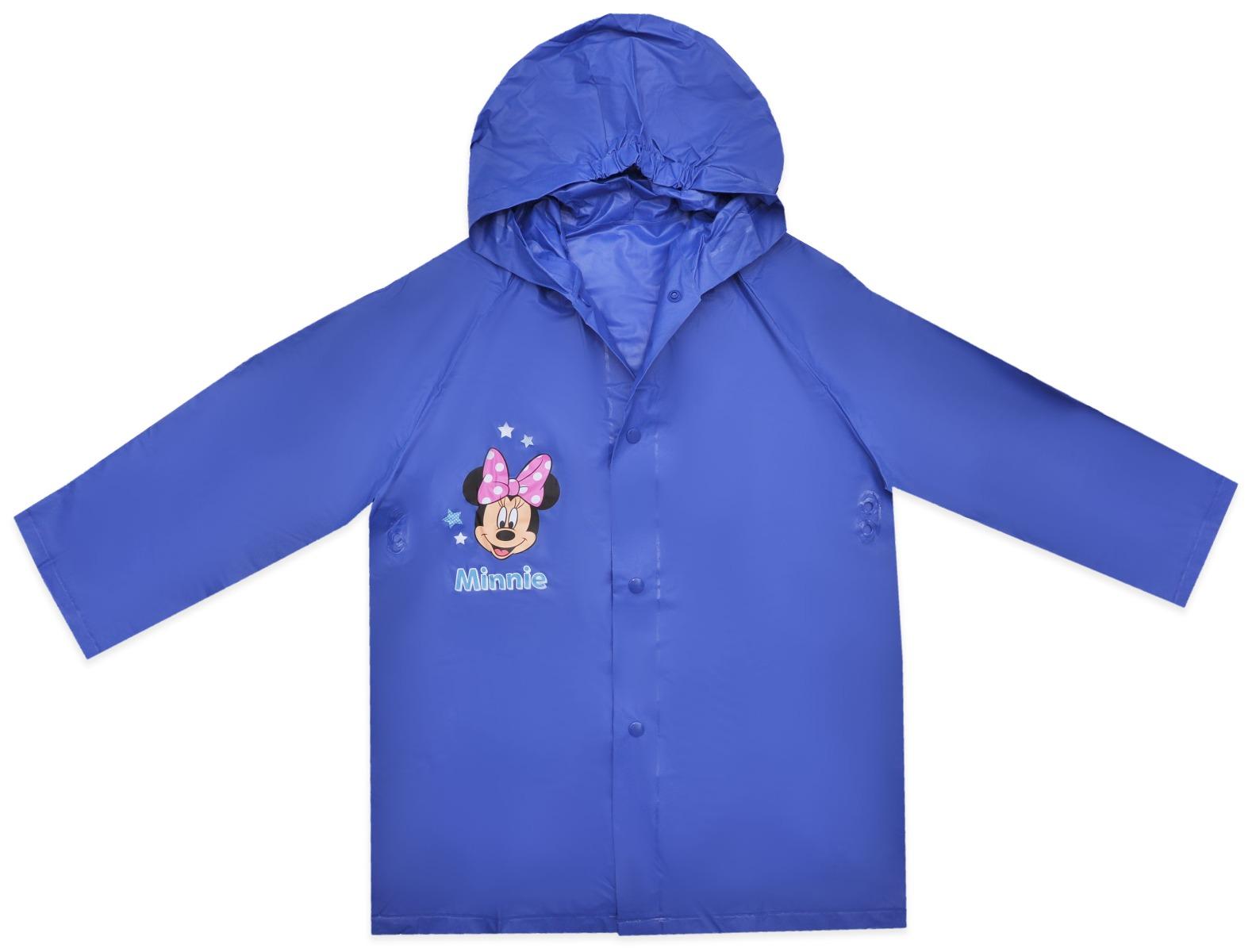Pelerina de ploaie cu imprimeu Minnie Mouse, Blue