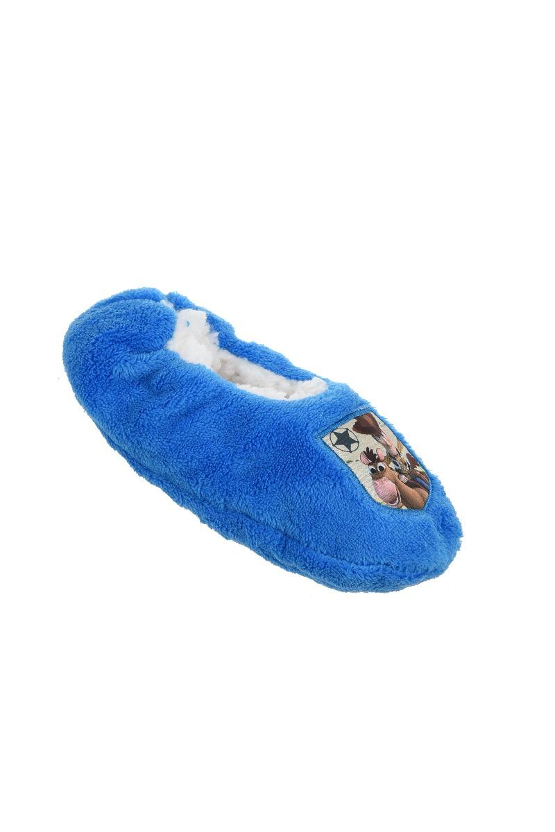 Papuci de casa cu imprimeu Toy Story, Blue