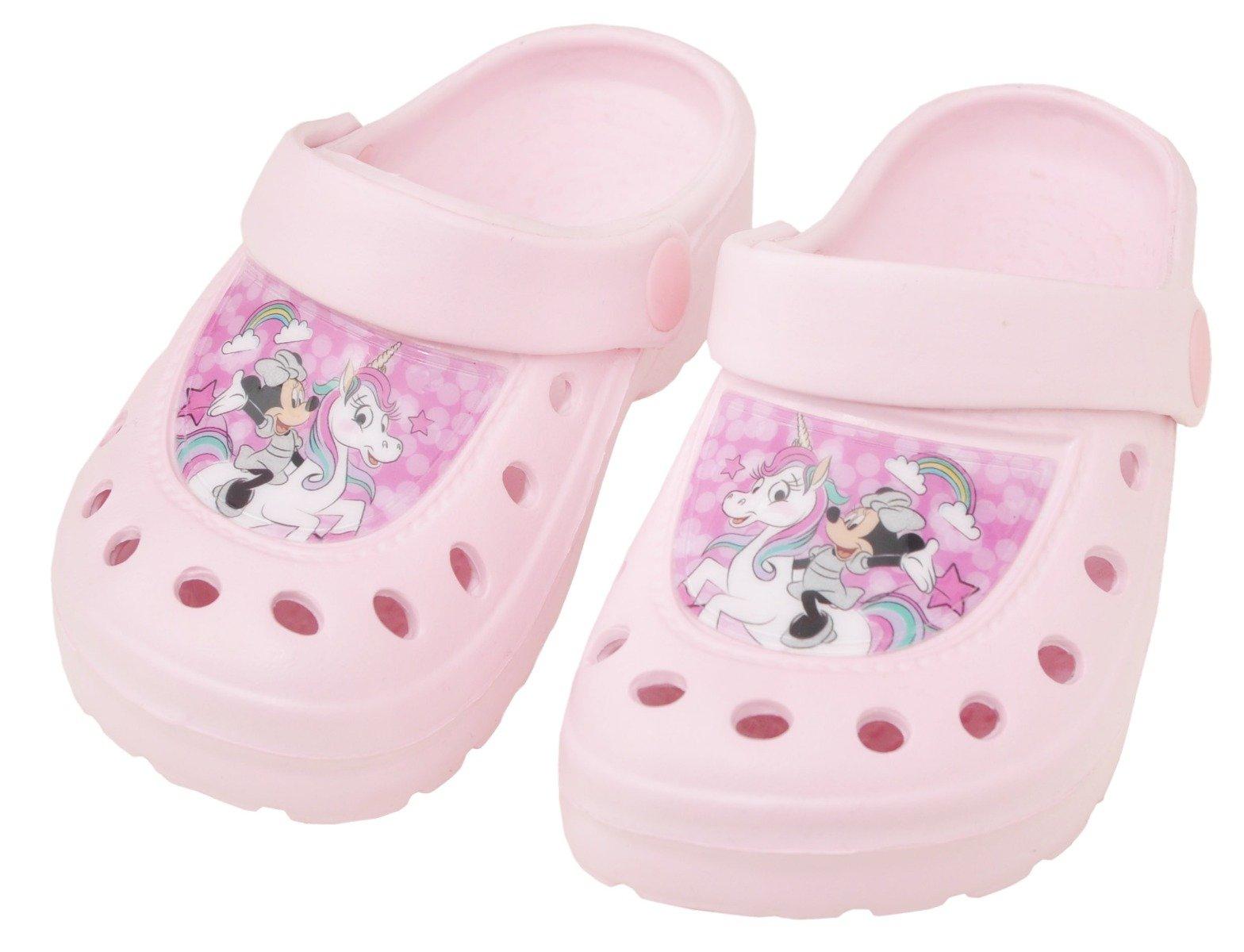 Papuci Disney Minnie Mouse, Roz