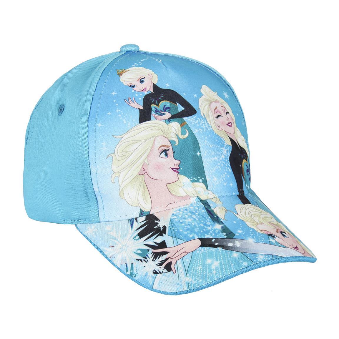 Sapca Disney Frozen, Albastru imagine