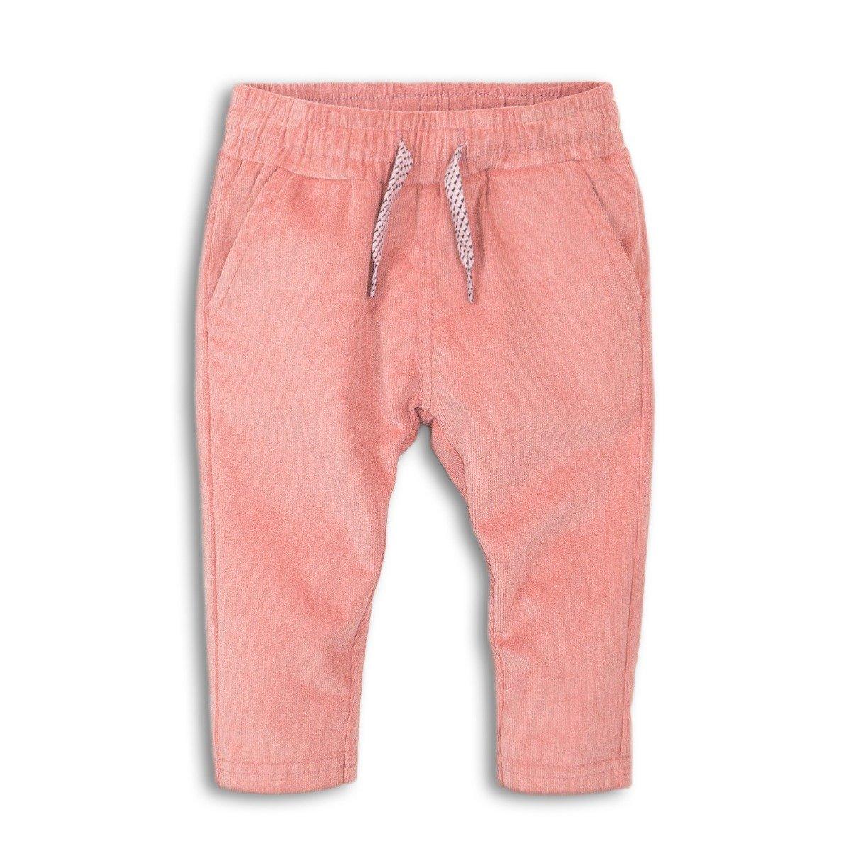 Pantaloni cu snur Dirkje, Roz