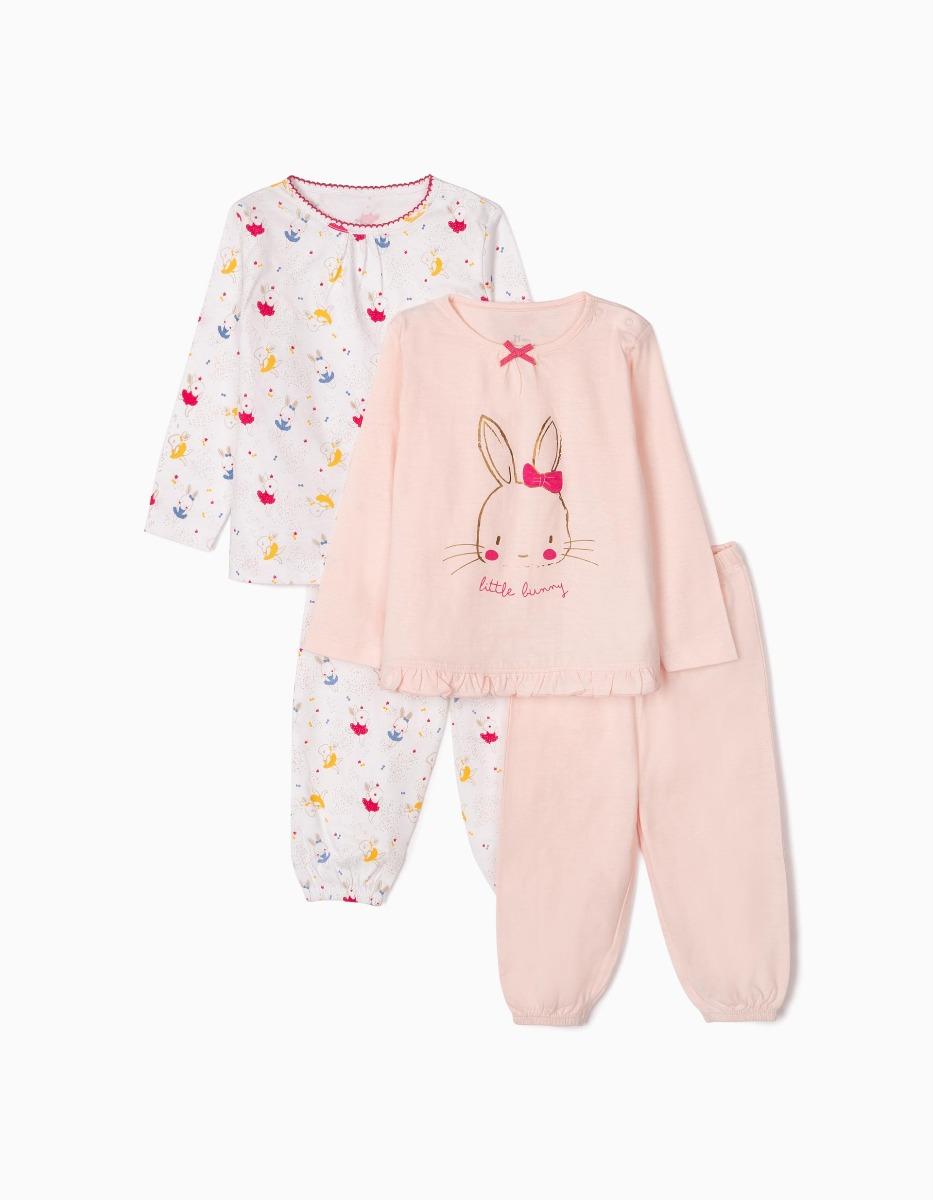 Set pijamale cu maneca lunga Zippy