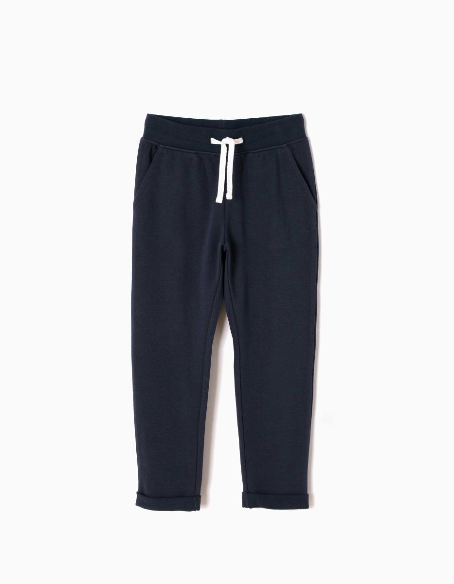 Pantaloni sport cu banda elastica Zippy