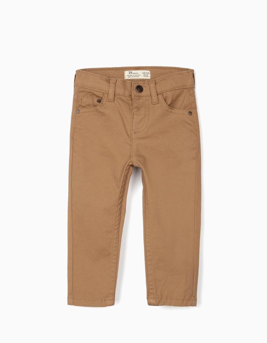 Pantaloni Zippy Camel imagine