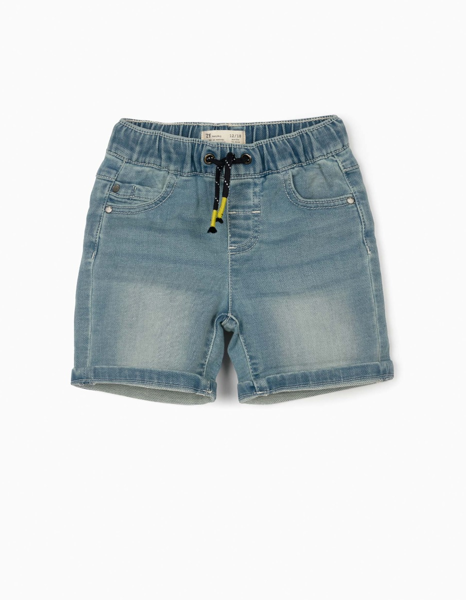 Pantaloni jeans scurti Zippy