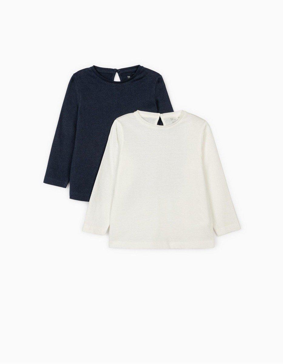 Set tricouri cu maneca lunga Zippy