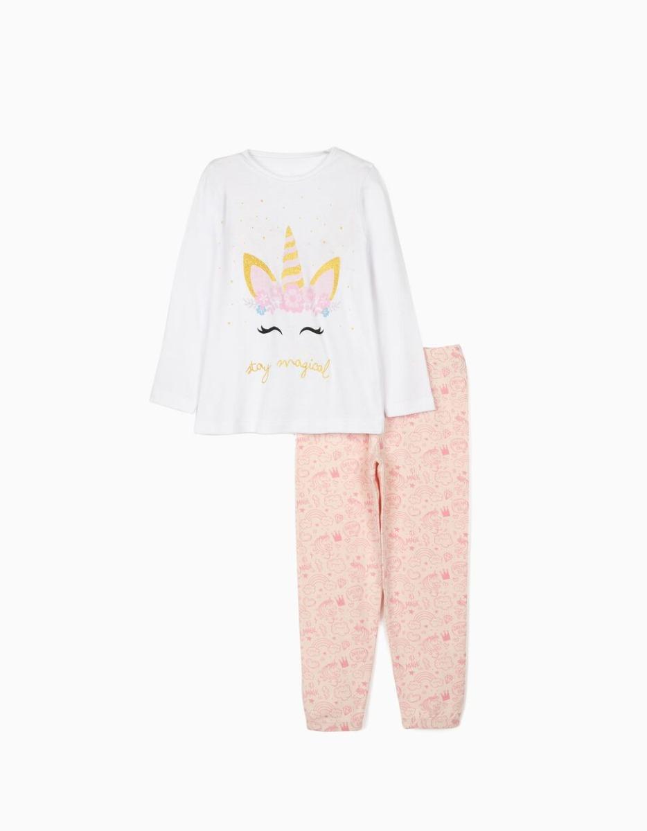 Pijama cu maneca lunga Zippy