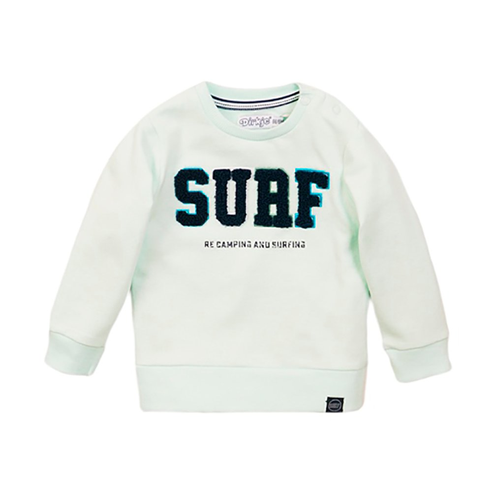 Bluza cu maneca lunga si imprimeu Dirkje Surf imagine