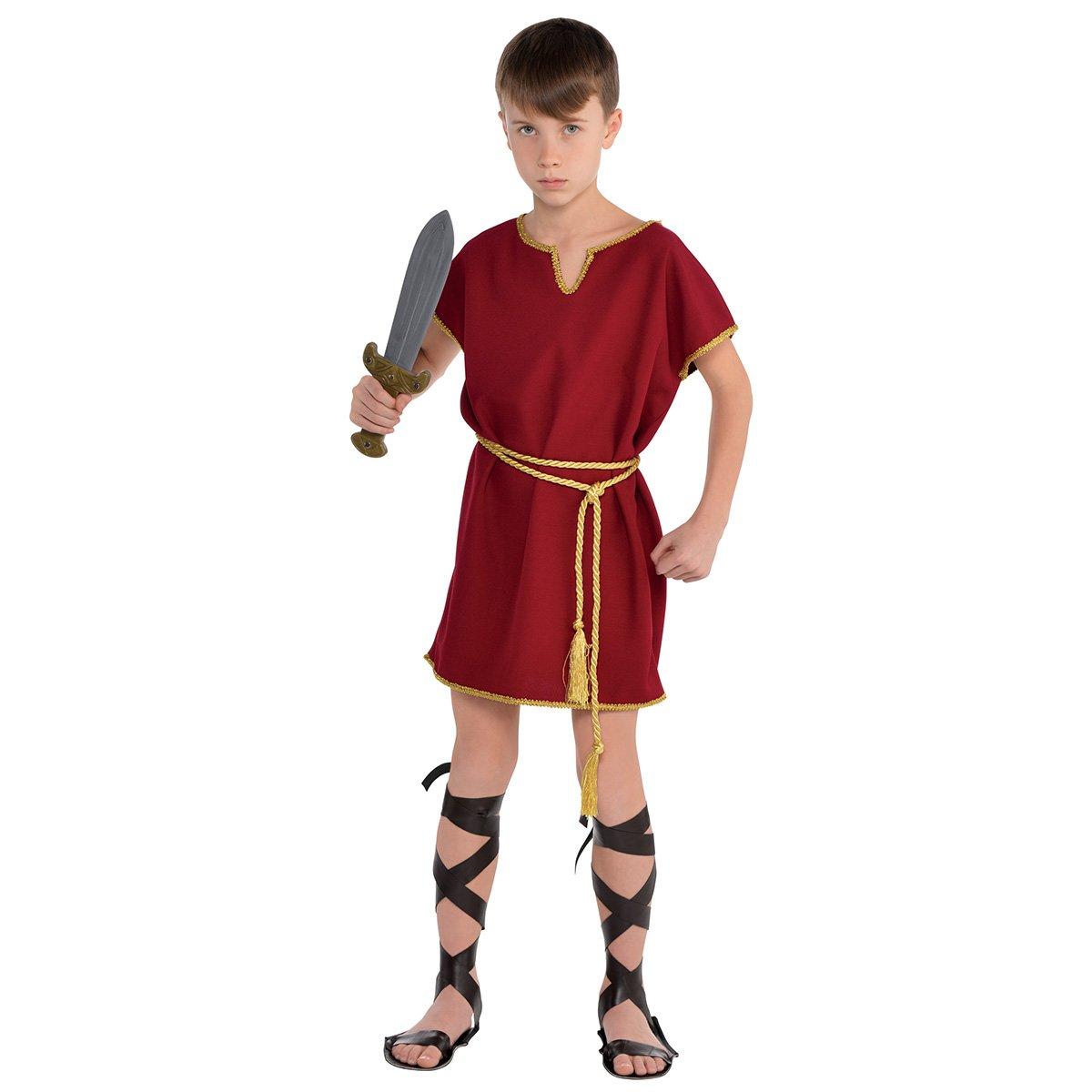 Costum de petrecere copii, Roman