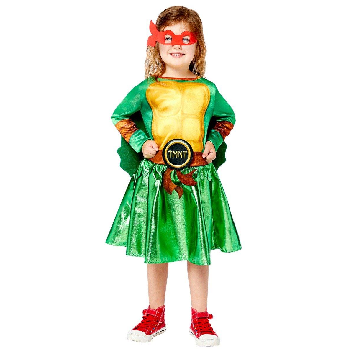 Costum de petrecere fete Testoasele Ninja