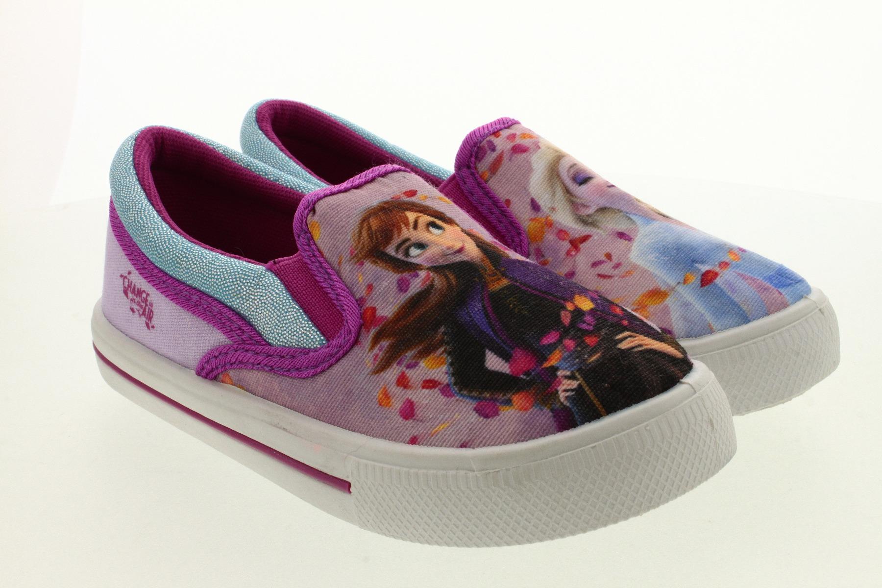 Pantofi sport Disney Frozen, Mov